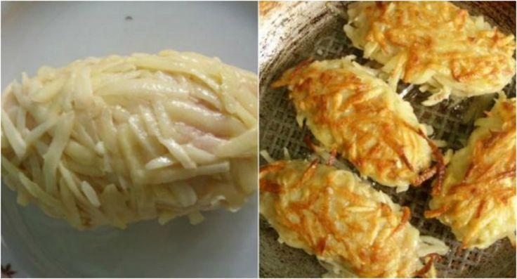 Ez a finomság bármilyen alkalmon megállja a helyét!Hozzávalók a töltelékhez:400-500 g sertéshús ( vagy csirkehús),200-300 g gomba,100-150 g sajt,1...