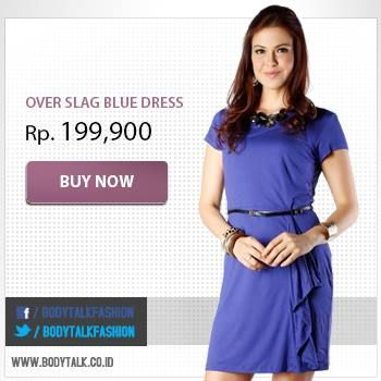 Perfect fress for New Year eve and for celebrate you Christmas! Get the collection on: www.bodytalk.co.id