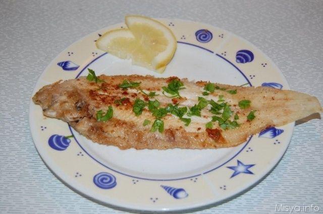 Sogliola alla mugnaia. Scopri la ricetta: http://www.misya.info/2011/04/16/sogliola-alla-mugnaia.htm
