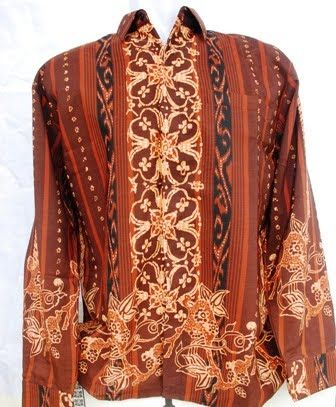 batik keris indonesia
