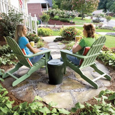 your yard calendar backyard sitting areasbig backyardseating area in garden small sitting areasfront - Front Patio Design Ideas