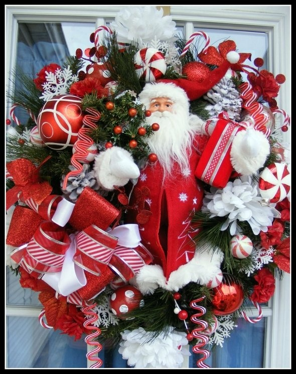 Luxury Christmas Wreaths by Petal Pusher's Wreaths & Designs