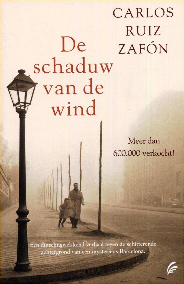 Carlos Ruiz Zafón, De schaduw van de wind