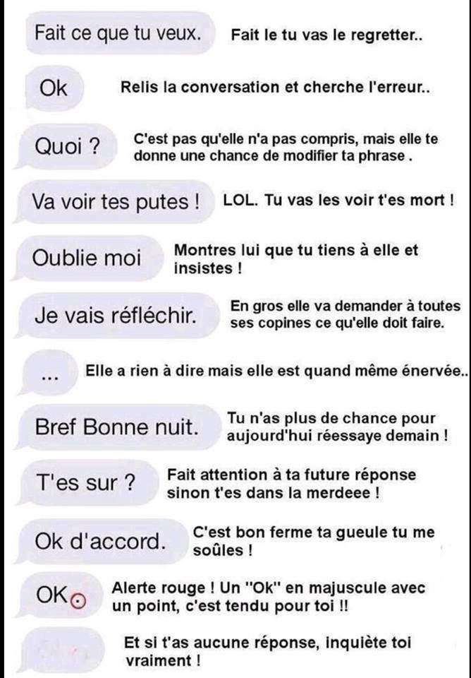 signification des sms