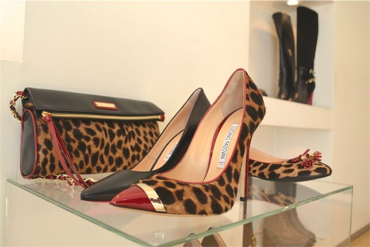To Be Addicted To Shoes for Luciano Padovan - #animalier #shoes