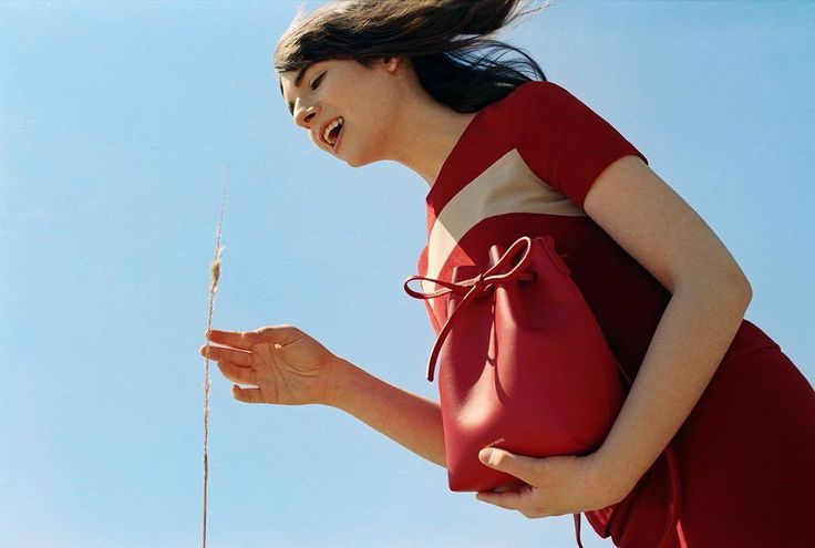 hari nef is the new face of cool-girl cult label mansur gavriel | read | i-D