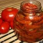 Вяленые и сухие помидоры