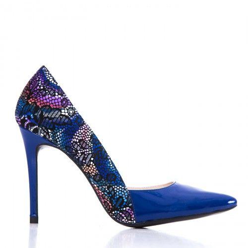 #CONDUR by alexandru #Shoes #2015 #Spring #Summer @1400 PRESAJ ALBASTRU