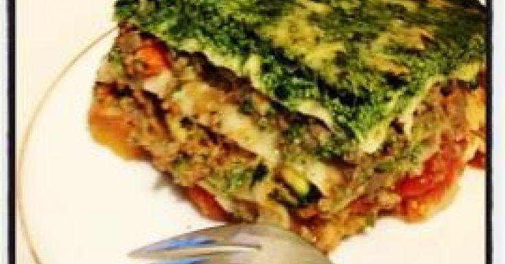 Clone of  Healthy Lasagna