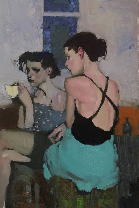 Contemporary Artist - Milt Kobayashi - Figurative Painting