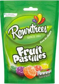 Rowntrees Fruit Pastilles Pouch 150g