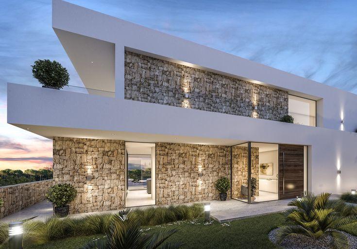 Properties Search Page 2 Modern Villas Beautiful