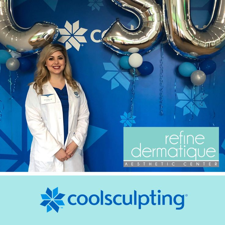 All of our aestheticians recently attended CoolSculpting