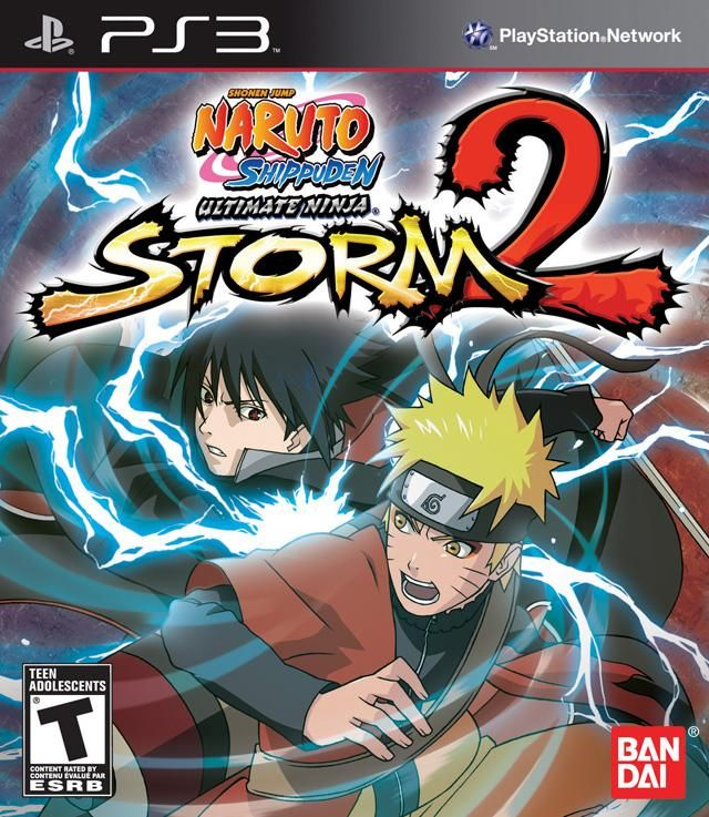Naruto Shippuden Ultimate Ninja Storm 2 Playstation 3 Naruto Games Naruto Naruto Shippuden