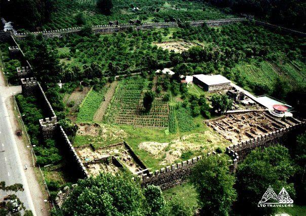 Крепость Гонио Gonio Fortress