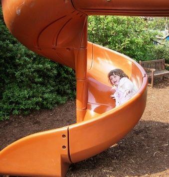 best 25 playground slide ideas on pinterest playgrounds. Black Bedroom Furniture Sets. Home Design Ideas