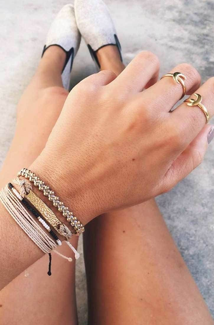 Gold Vibes | Pura Vida Bracelets