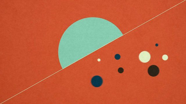 The video is inspired by lots of various designs that contains geometric shapes…