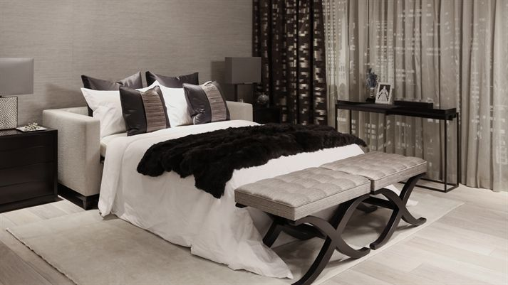 Luxury and Designer Sofa Beds