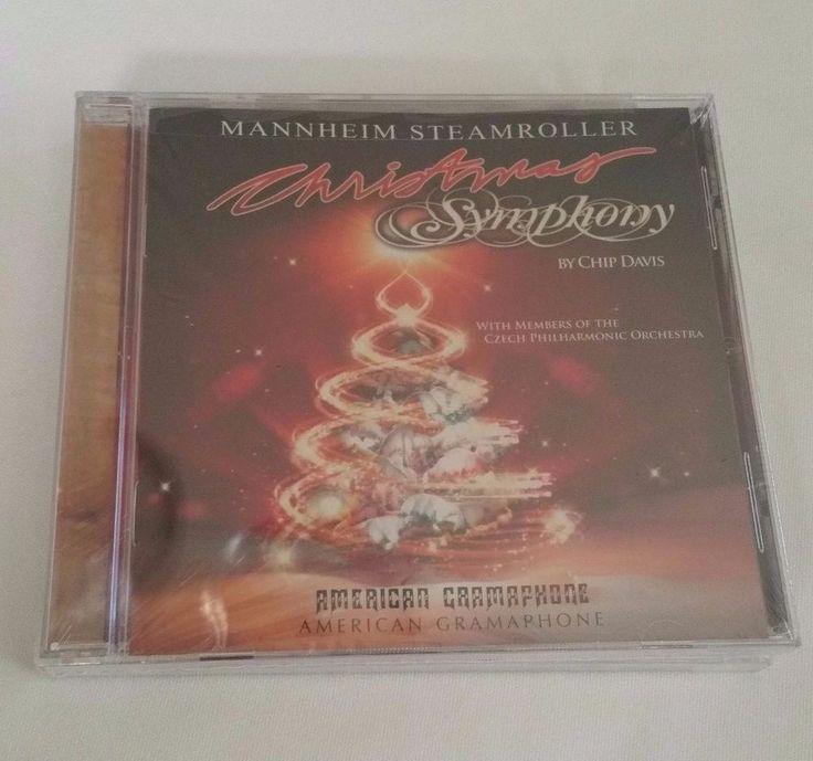 NEW MANNHEIM STEAMROLLER 2 CD BUNDLE CHRISTMAS SYMPHONY & CHRISTMAS CELEBRATION #Christmas