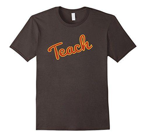 Men's Teach - Retro T-shirt for Teachers Professors Etc 3... https://www.amazon.com/dp/B01N45YJUN/ref=cm_sw_r_pi_dp_x_TQjLybG3QVV6K