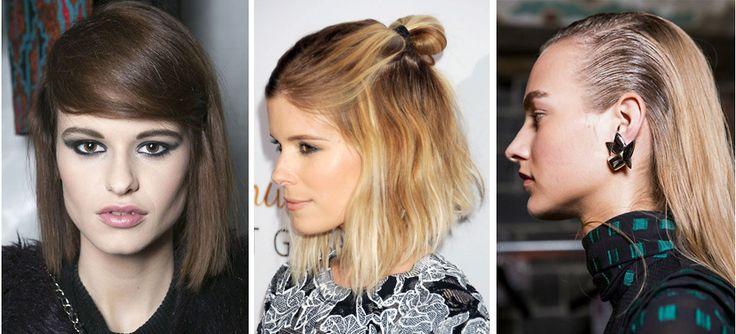 9 hårtrender att ha koll på under våren 2015