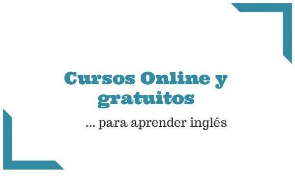 Erikenea -Educación-: Cursos online y gratuitos para aprender inglés