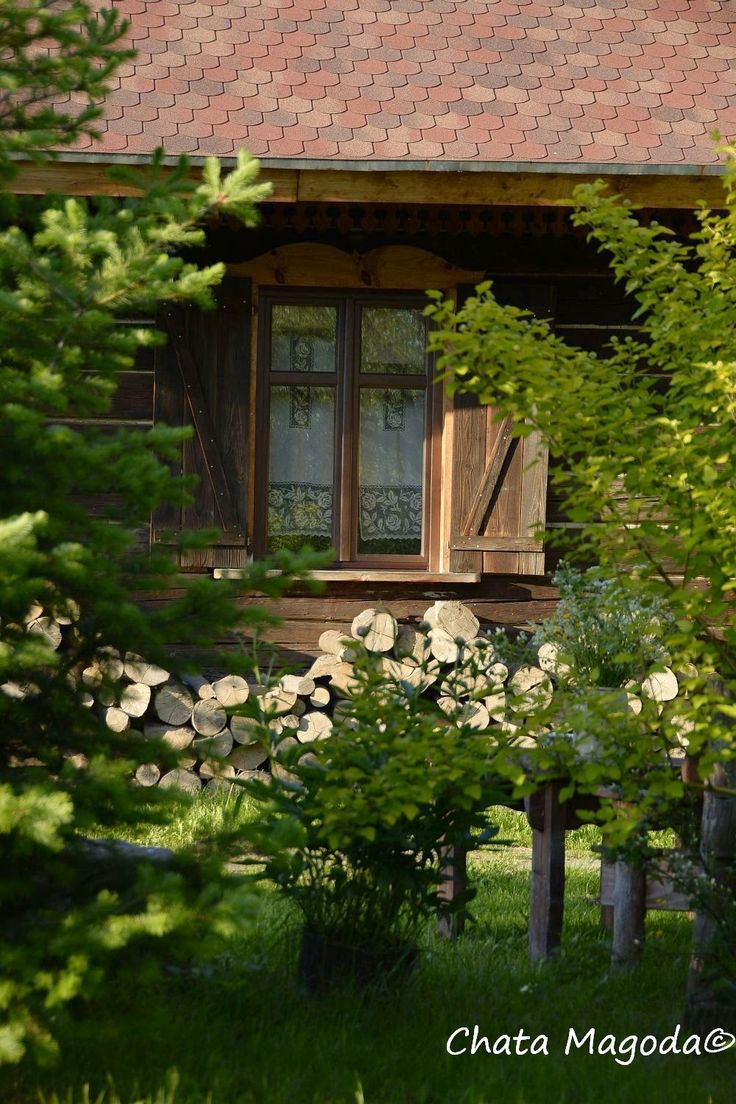 Life in a Polish Country Cottage, Poland