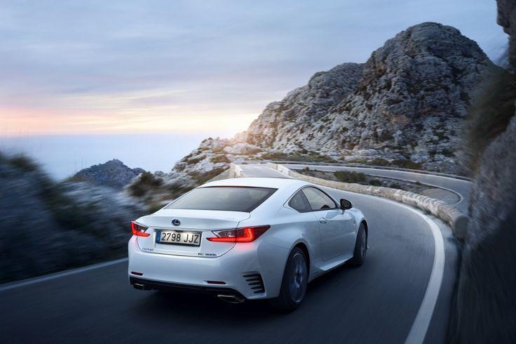Lexus RC 300h : le coupé hybride sans concurrence (+ photos)