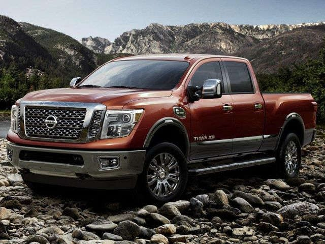 New Nissan Titan takes macho looks to extreme via @USATODAY
