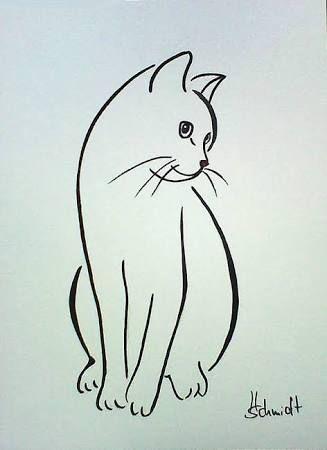 Resultado de imagem para handgelenk tattoo katze