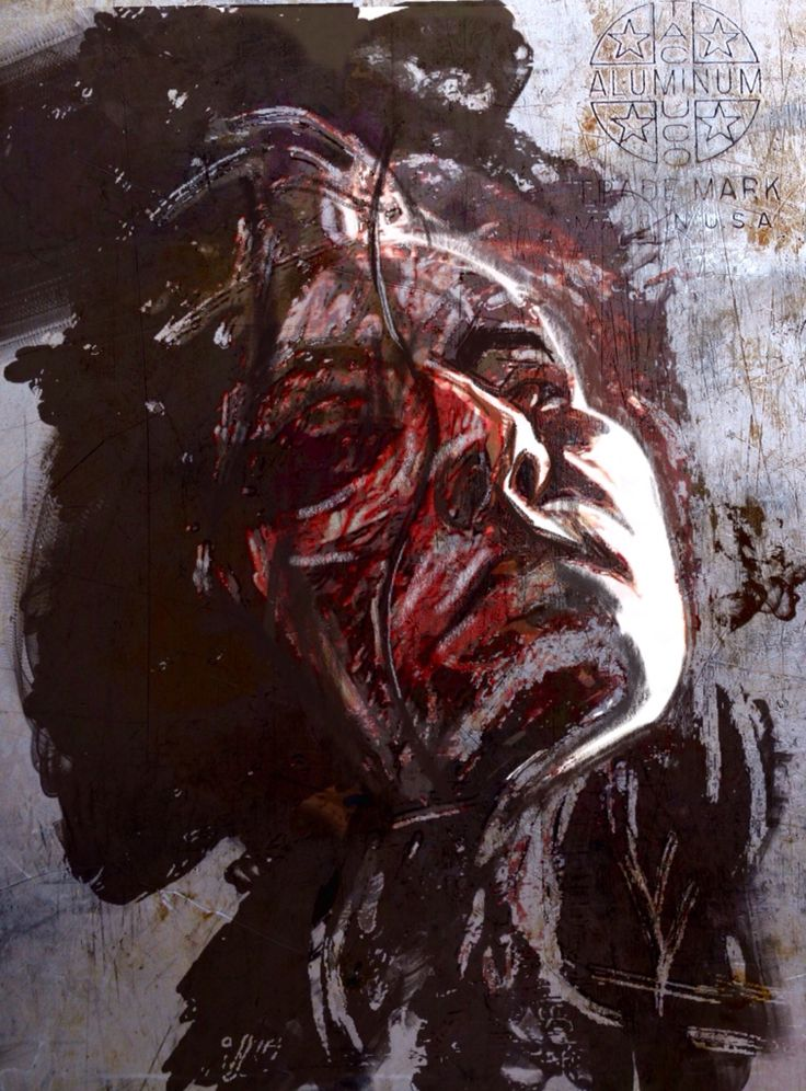 Joan Martin iPad painting