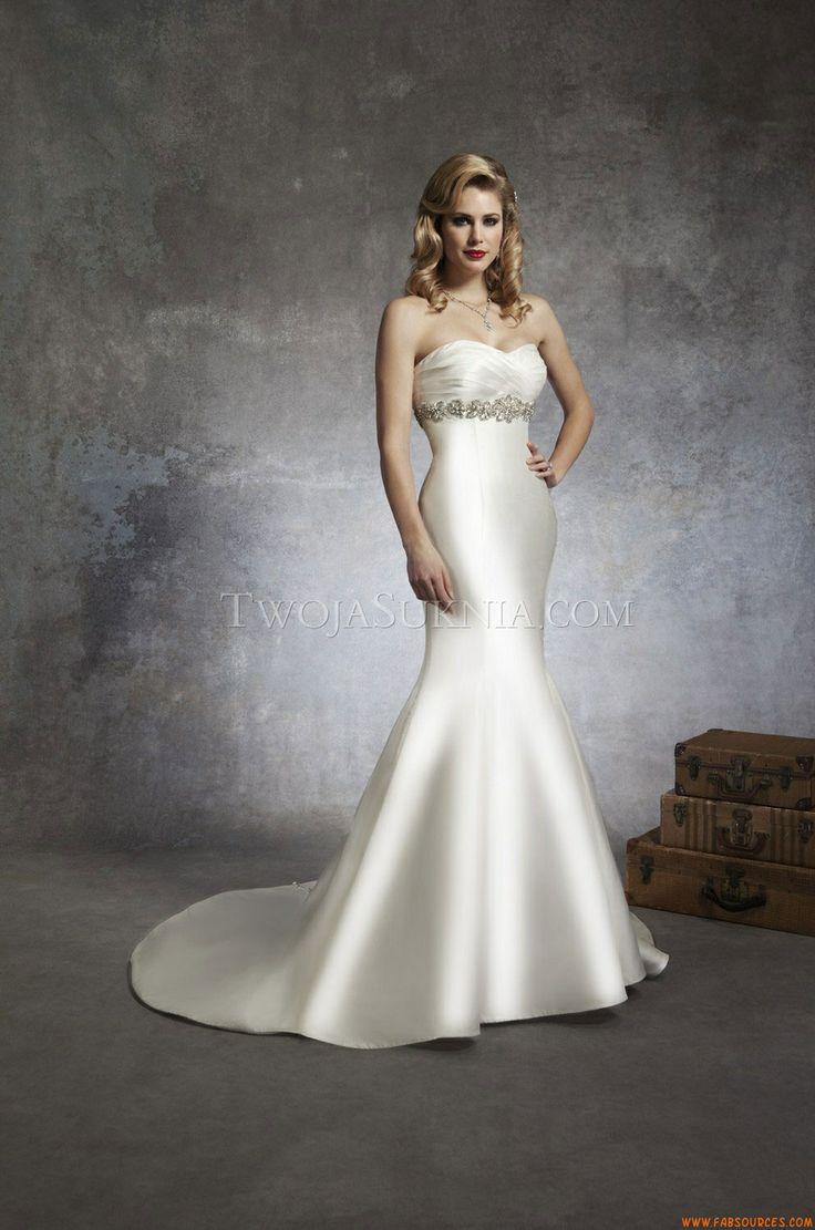 Robes de mariée Justin Alexander 8679 Spring 2013