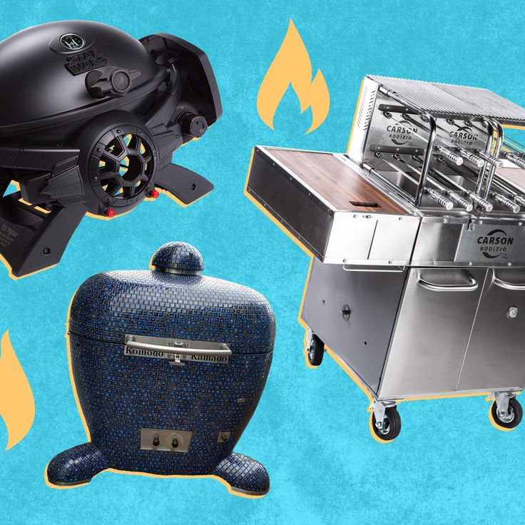 11 INSANE GRILLS FOR YOUR BACKYARD NEEDS