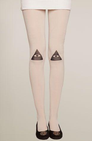 Illuminati tights