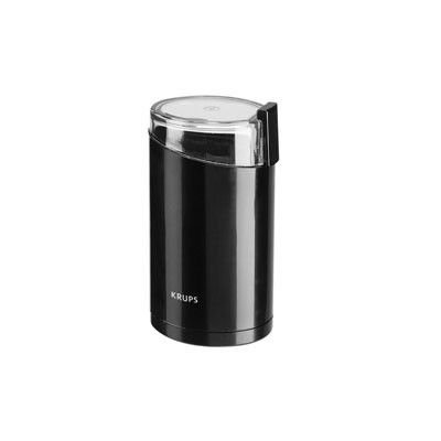 Krups COFFEE AND SPICE GRINDER - BLACK Canada online at SHOP.CA - 1094210438. *Unique oval shape ensures uniform grinding results and allows forconvenient pouring of contents.*Powerful motor for fast and effi Coffee Machines