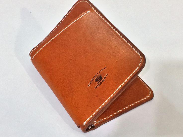 Versa Credit Card Wallet / Leather Card Holder / Front Pocket Wallet