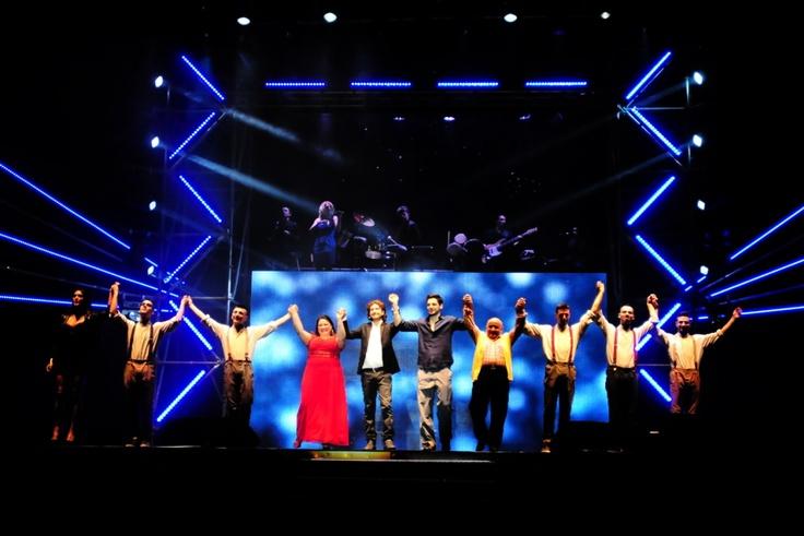 #AlessandroSiani standing ovation http://goo.gl/SbSSp