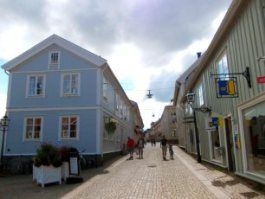 Interrail Nordeuropa Tag 4 | Trelleborg – Eksjö: Eine atemberaubende Überraschung | Eksjö Innenstadt