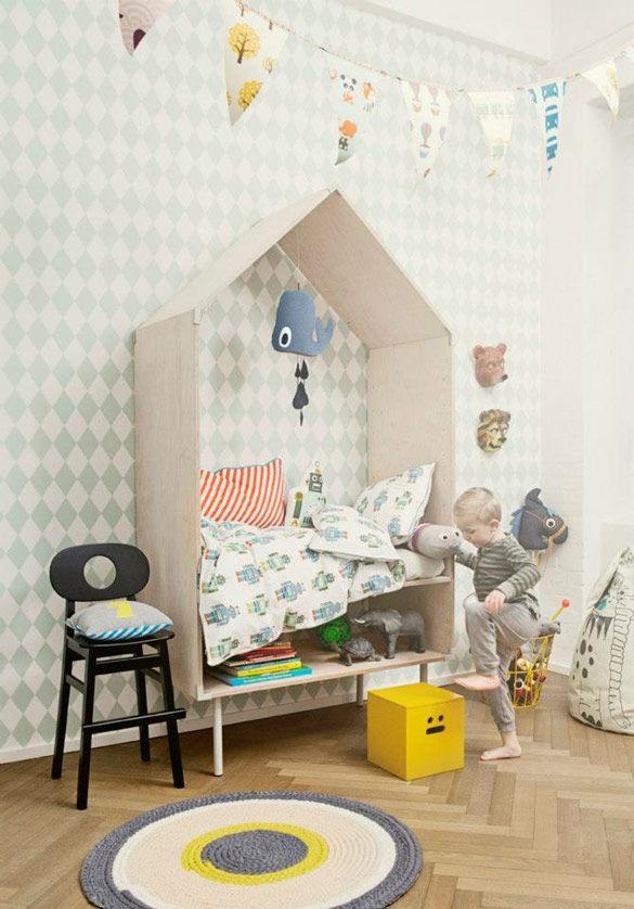 Kids playroom by Ferm Living