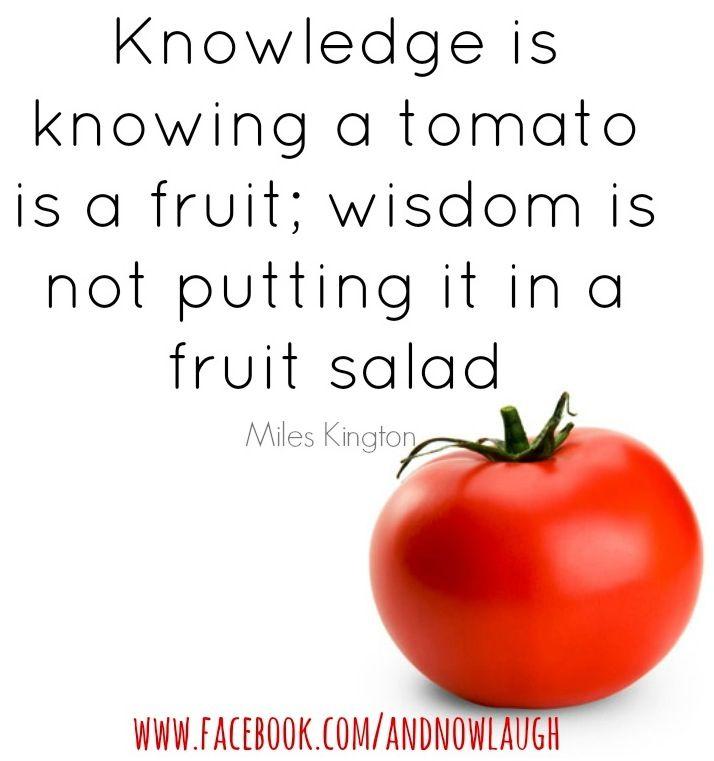Knowledge Versus Wisdom Quotes. QuotesGram