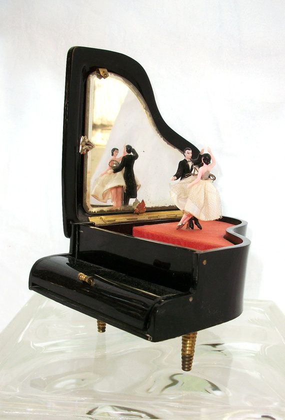 149 best box Music box images on Pinterest Decorated boxes
