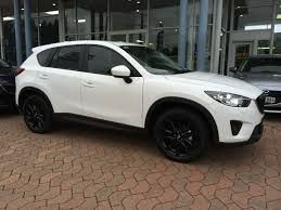 2015 mazda cx5 white with black wheels - Google Search