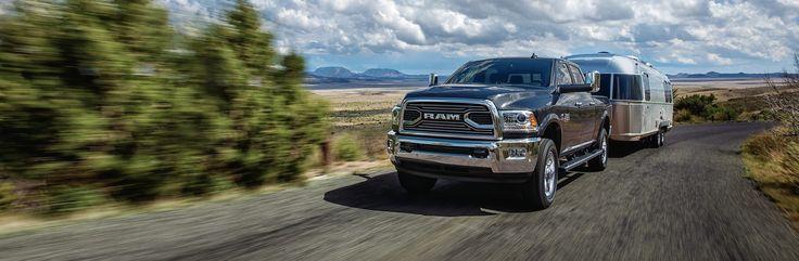 The Ram 2500 is a versatile award-winning heavy-duty truck. Would you give it a go? #Ram #RamTrucks #Trucks #Automotive #RamNation #GutsGloryRam