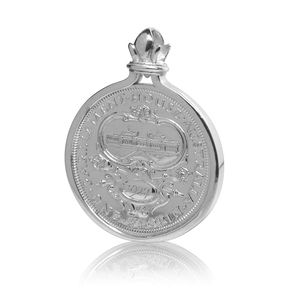 HC-27P 1927 Australian Commemorative Canberra Florin Coin Sterling Silver Pendant by Cotton & Co.jpg