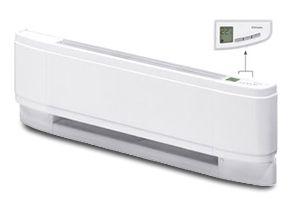 Baseboard Heaters   Electric Baseboard Heaters   Linear LC Series Baseboard Heater   ElectricHeatSource.com