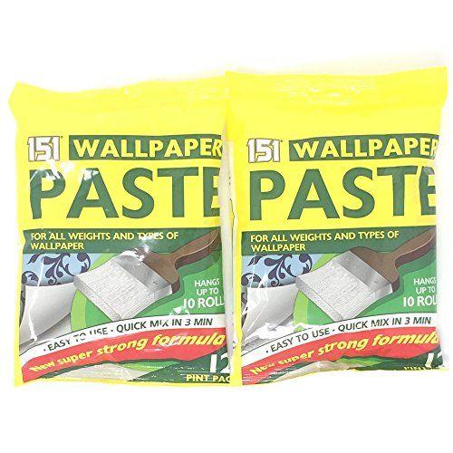 Colle à papier peint, 12 Pinte paquet, NEUF SUPER FORT formule: Colle à papier peint, 12 Pinte paquet, NEUF SUPER FORT formule – Colle à…
