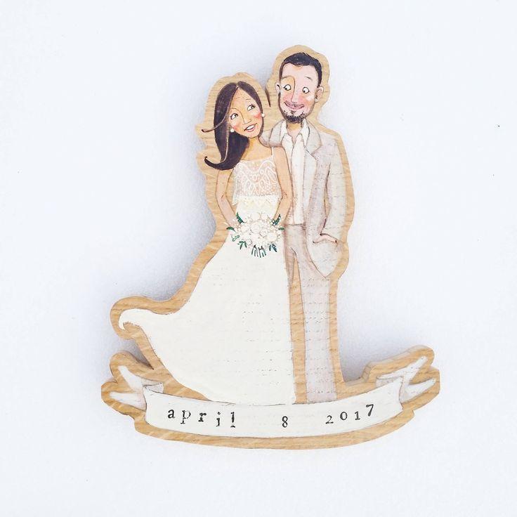 Un preferito personale dal mio negozio Etsy https://www.etsy.com/it/listing/471864129/personalized-wood-cake-topper-dilisa