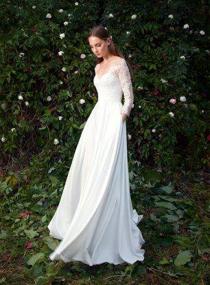 Свадебное платье. Модель Клео