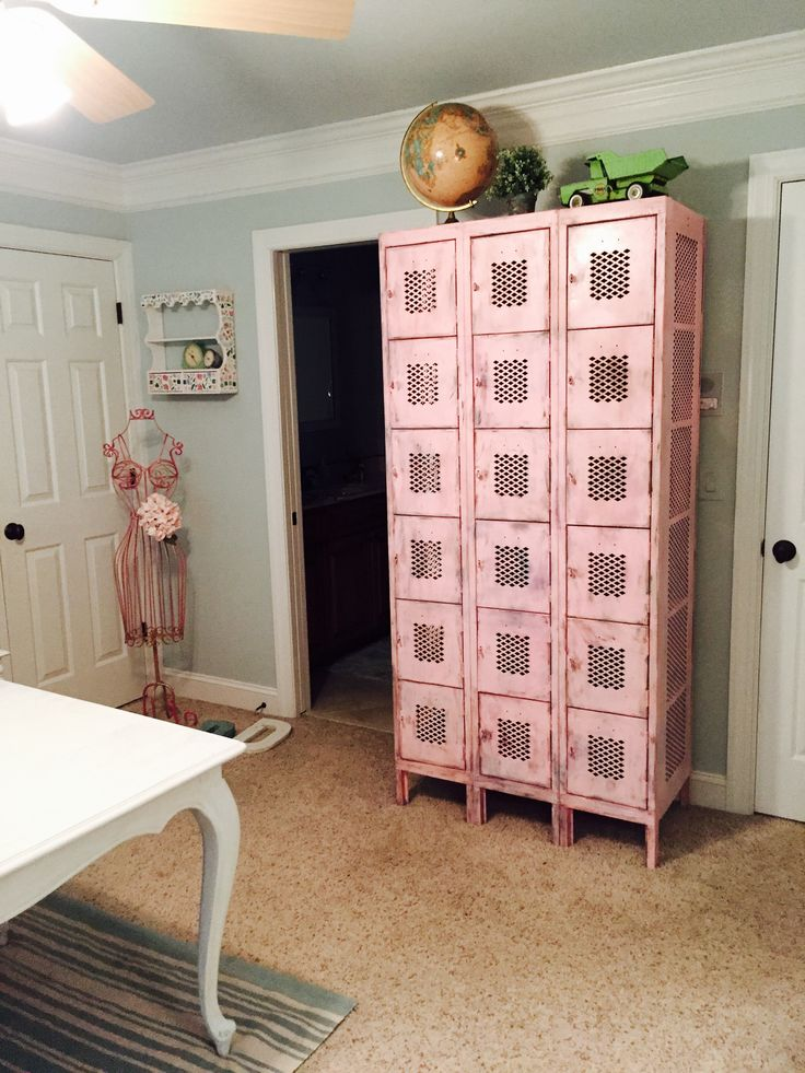 25 Best Ideas About Repurposed Lockers On Pinterest